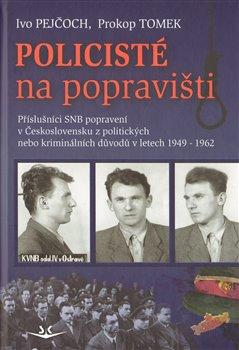 Obálka titulu Policisté na popravišti