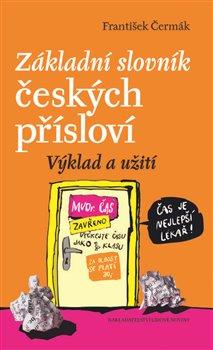 Obálka titulu Základní slovník českých přísloví