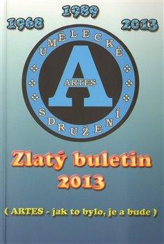 Obálka titulu Zlatý Buletin 2013