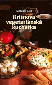 Obálka titulu Krišnova vegetariánská kuchařka