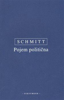 Obálka titulu Pojem politična