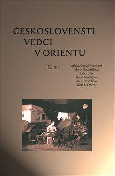 Obálka titulu Českoslovenští vědci v Orientu