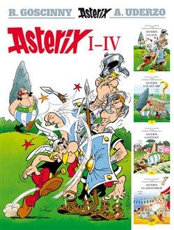 Obálka titulu Asterix I - IV