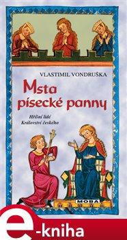Obálka titulu Msta písecké panny