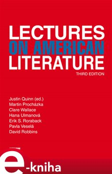 Obálka titulu Lectures on American literature