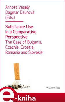 Obálka titulu Substance Use in a Comparative Perspective