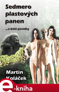 Obálka titulu Sedmero plastových panen