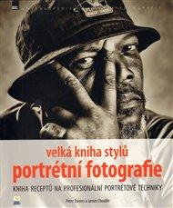 Velká kniha stylů portrétní fotografie