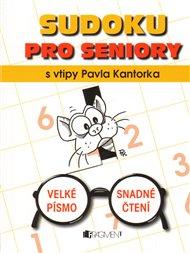 Sudoku pro seniory s vtipy Pavla Kantorka