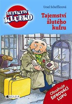Obálka titulu Detektiv Klubko - Tajemství žlutého kufru