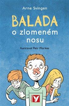 Obálka titulu Balada o zlomeném nosu