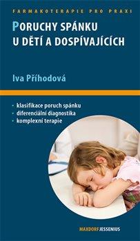 Obálka titulu Poruchy spánku u dětí a dospívajících