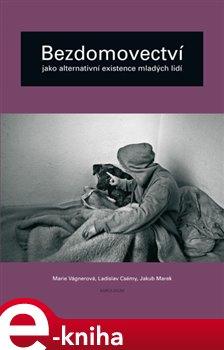 Obálka titulu Bezdomovectví jako alternativní existence mladých lidí