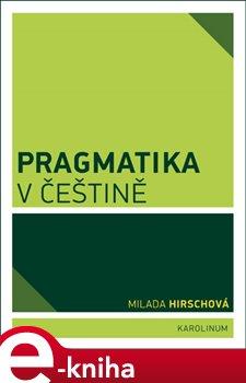 Obálka titulu Pragmatika v češtině