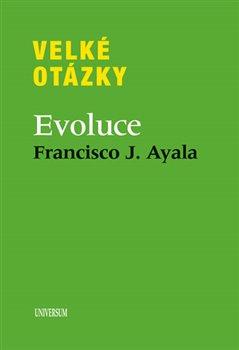 Obálka titulu Velké otázky. Evoluce