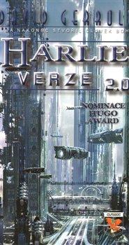 Obálka titulu H.A.R.L.I.E. verze 2.0