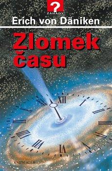 Obálka titulu Zlomek času