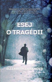 Obálka titulu Esej o tragédii