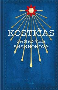 Nechali jsme už Kostičas představit autorku Samanthou Shannonovou. Ještě nás ale zajímal pohled překladatelky, Lenky Kapsové.