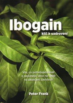 Obálka titulu Ibogain