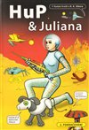 Obálka knihy HuP a Juliana