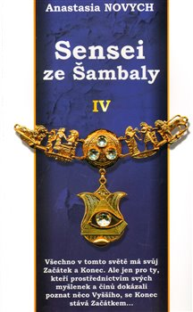 Obálka titulu Sensei ze Šambaly 4