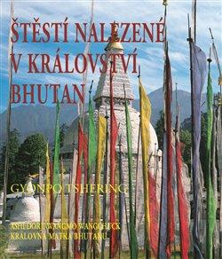 Obálka titulu Štěstí naleznete v království Bhutan