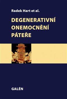 Obálka titulu Degenerativní onemocnění páteře