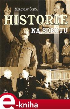 Obálka titulu Historie na sobotu
