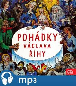 Obálka titulu Pohádky Václava Říhy