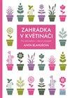 Obálka knihy Zahrádka v květináči