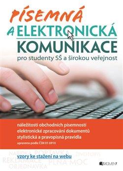 Obálka titulu Písemná a elektronická komunikace