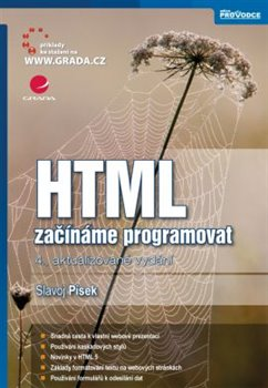 Obálka titulu HTML