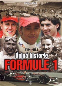 Obálka titulu Formule 1 - úplná historie