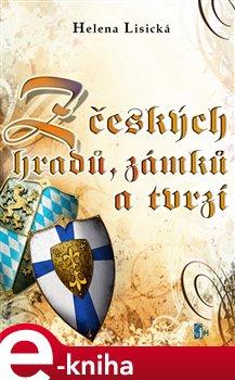Obálka titulu Z českých hradů, zámků a tvrzí