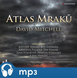 Atlas mraků, mp3 - David Mitchell