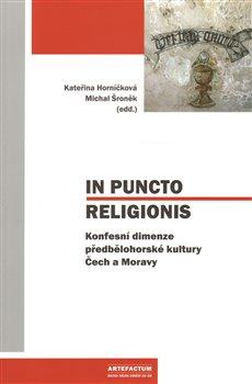 Obálka titulu In Puncto Religionis