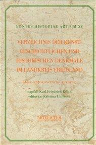 Verzeichnis der Kunstgeschichtlichen und Historischen Denkmale im Landkreis Friedland