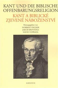 Obálka titulu Kant und die biblische Offenbarungsreligion / Kant a biblické zjevené náboženství