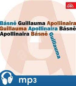 Obálka titulu Básně Guillauma Apollinaira