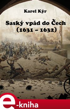 Obálka titulu Saský vpád do Čech