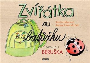 Zvířátka z baťůžku - Beruška - Kamila Urbanová | Booksquad.ink
