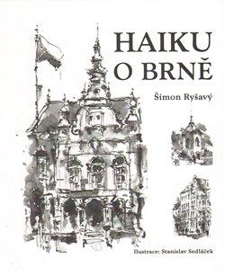 Obálka titulu Haiku o Brně