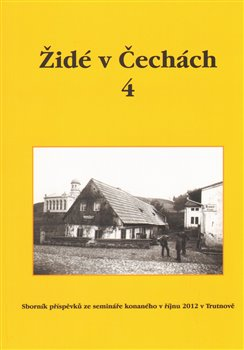 Obálka titulu Židé v Čechách 4