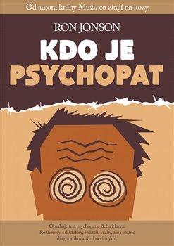 Obálka titulu Kdo je psychopat