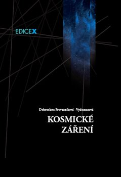 Obálka titulu Kosmické záření