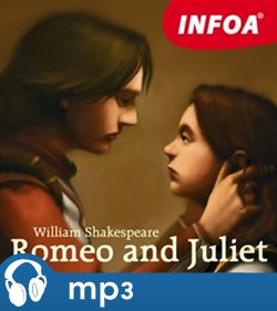 Obálka titulu Romeo and Juliet