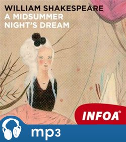 Obálka titulu A Midsummer Nights Dream