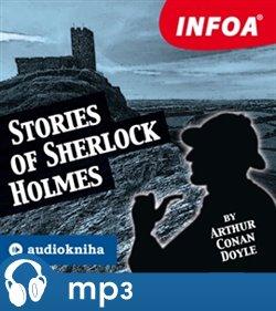 Obálka titulu Stories of Sherlock Holmes