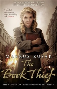 Obálka titulu The Book Thief